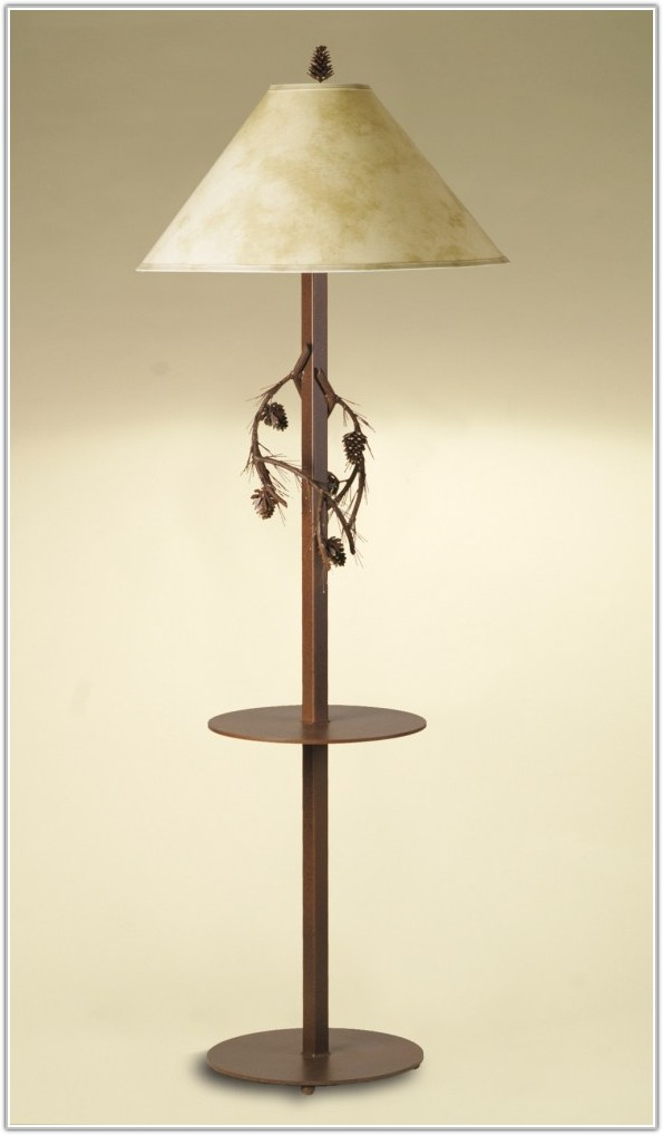 Floor Lamps With Glass Tables