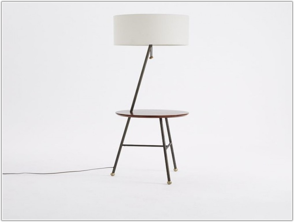 Floor Lamps With Table Target