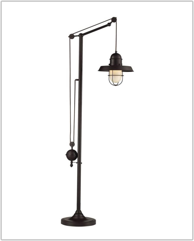 Floor Reading Lamp Restoration Hardware