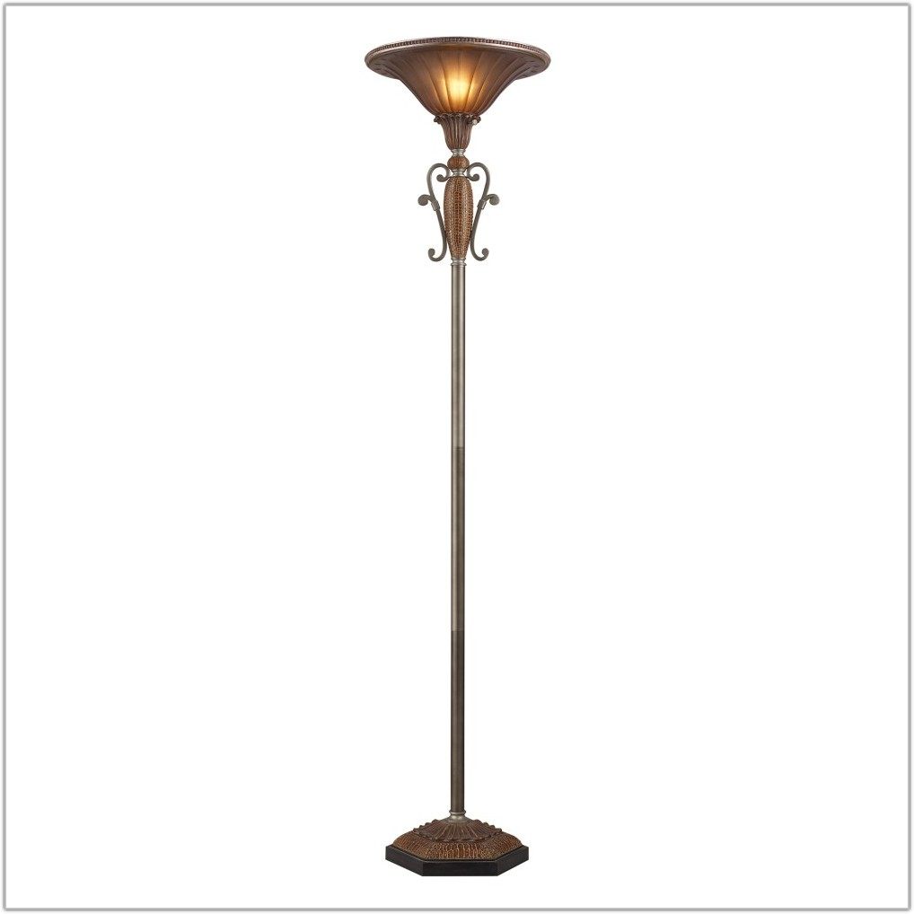 Floor Lamp With Reading Light Home Depot Lamps Home