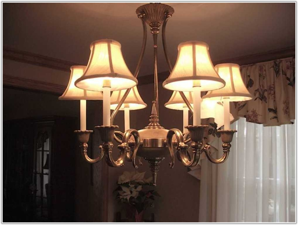 French Country Chandelier Lamp Shades