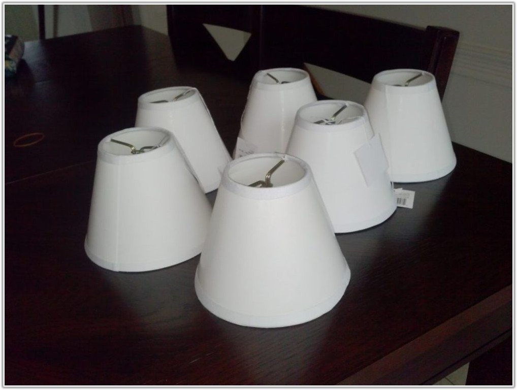 French Country Mini Lamp Shades
