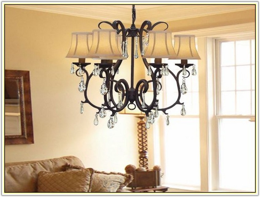 French Country Style Lamp Shades