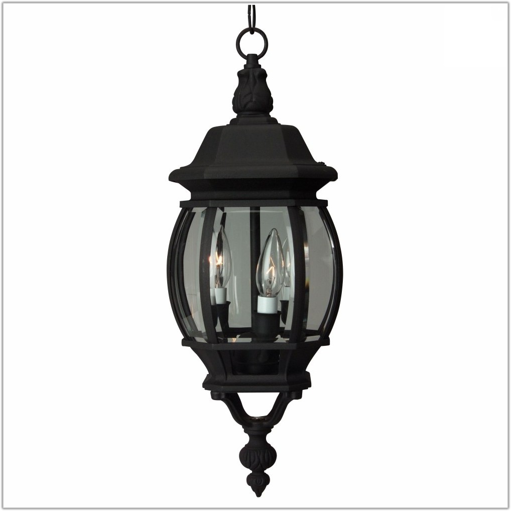French Country Style Outdoor Lighting