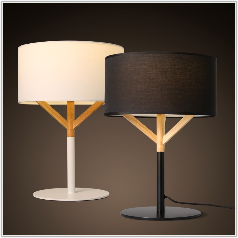 Frosted Glass Table Lamp Shade