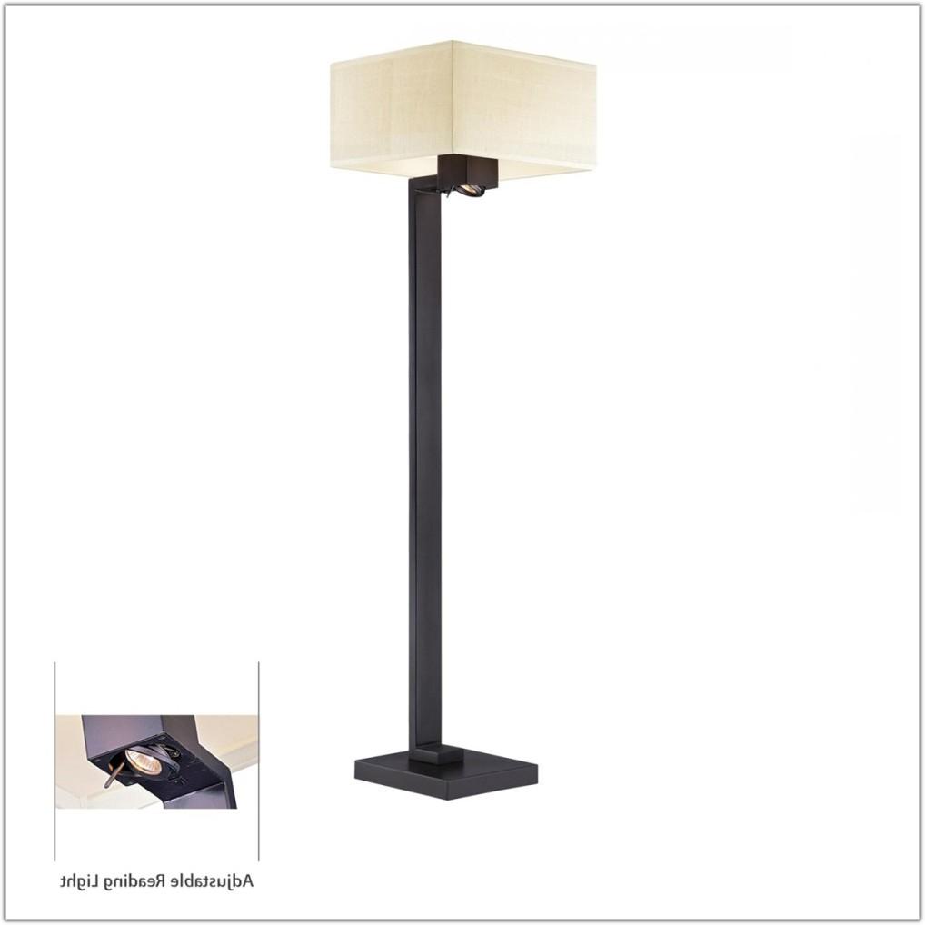 George Kovacs Adjustable Reading Light Floor Lamp