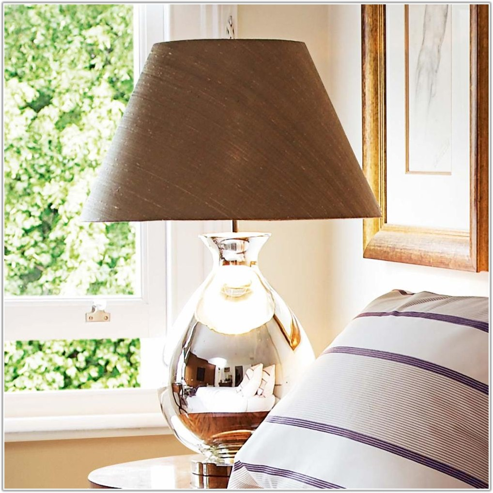 Glass Bedside Table Lamps Australia