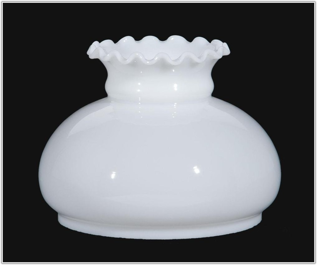 Glass Lamp Shade Replacement For Table Lamp