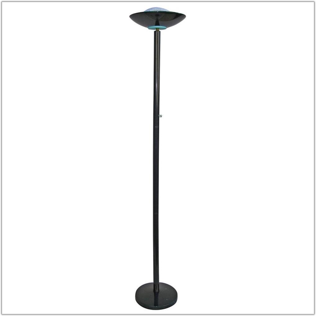 Halogen Floor Standing Reading Lamp