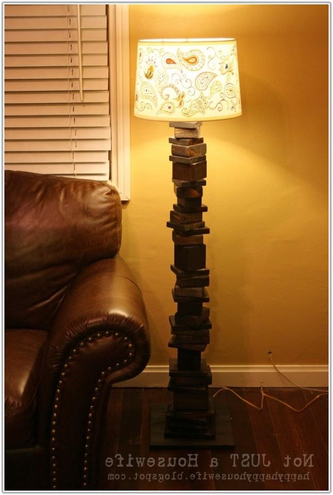 Hand Painted Lamp Shade Diy