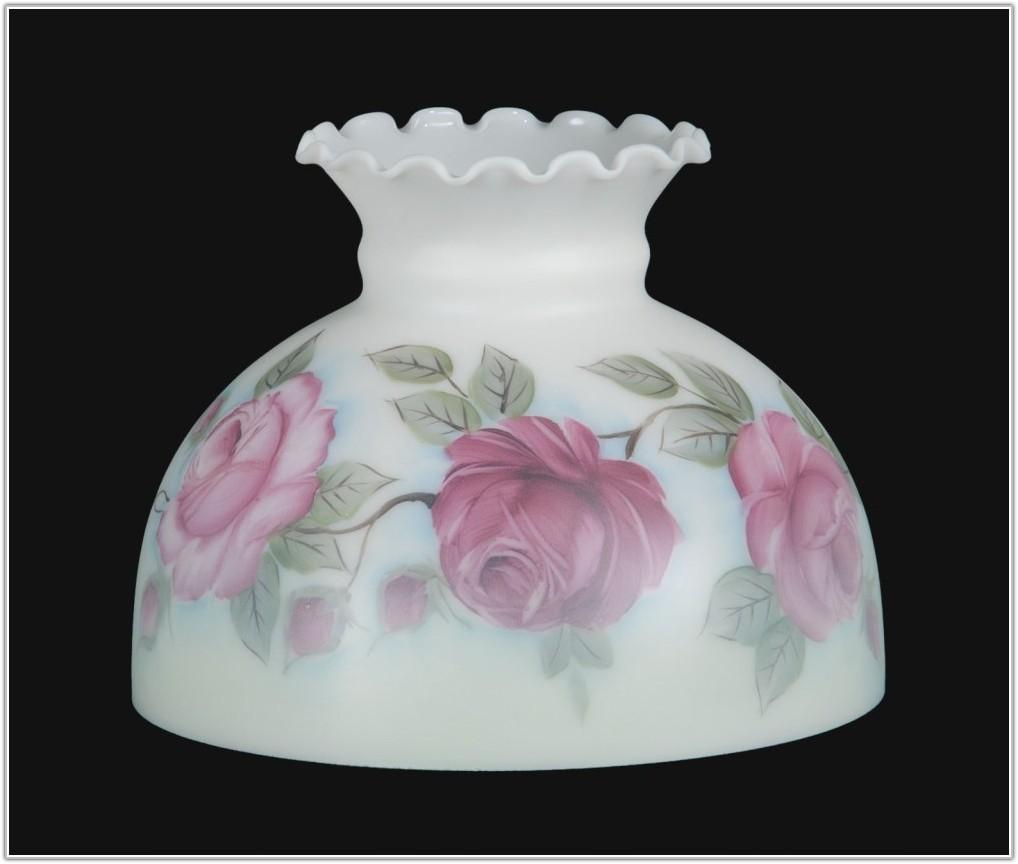 Hand Painted Lamp Shades Uk