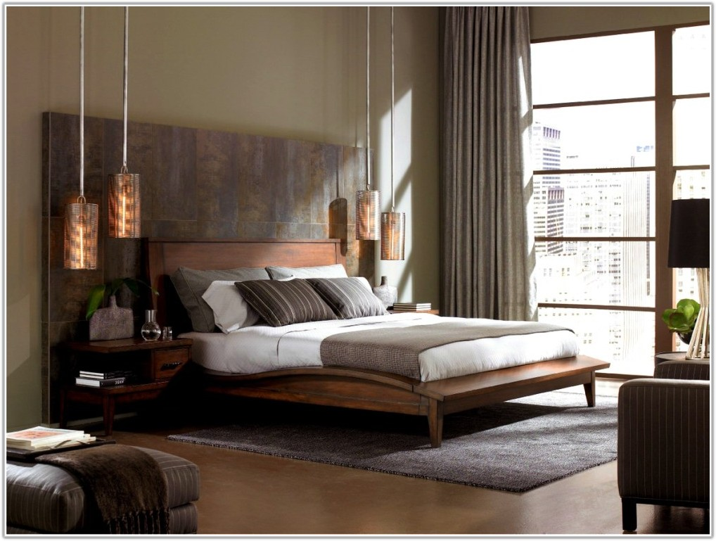 Hanging Light Bulbs For Bedroom