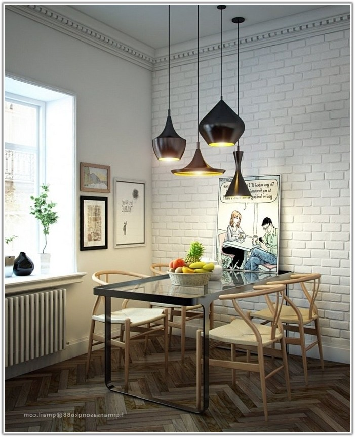 Hanging Light Kitchen Over Table