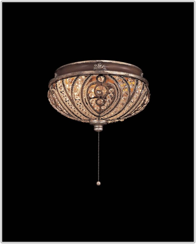 Hanging Light With Pull Chain