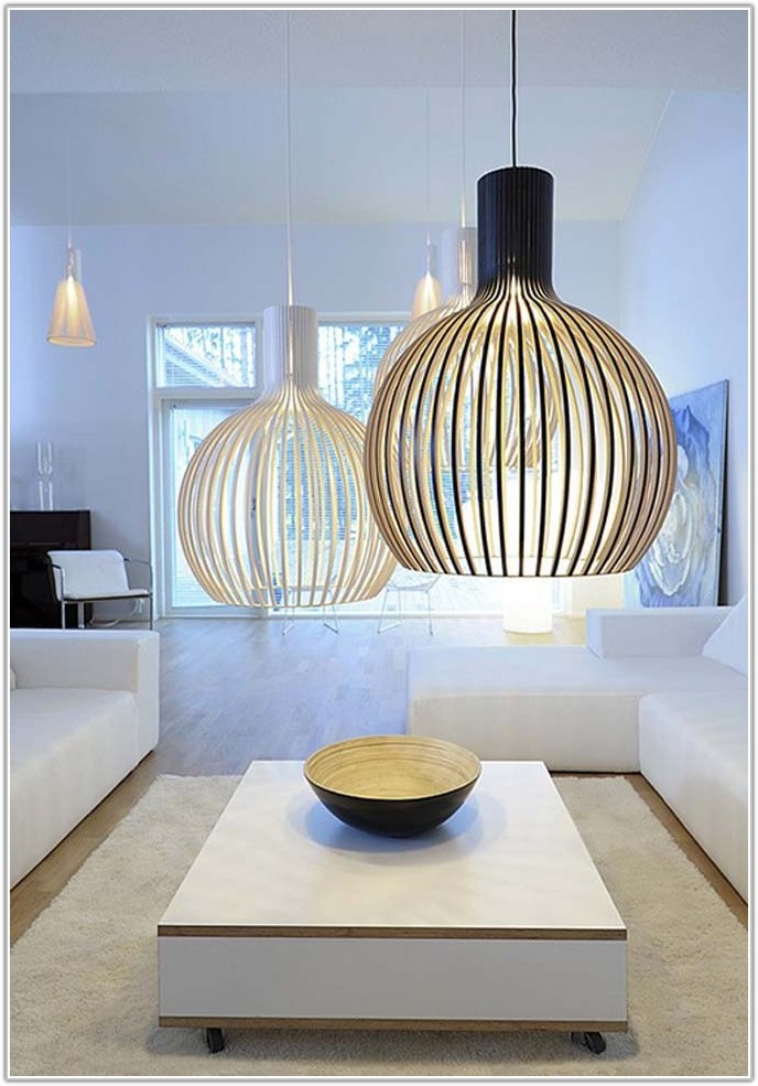 Hanging Pendant Light Living Room