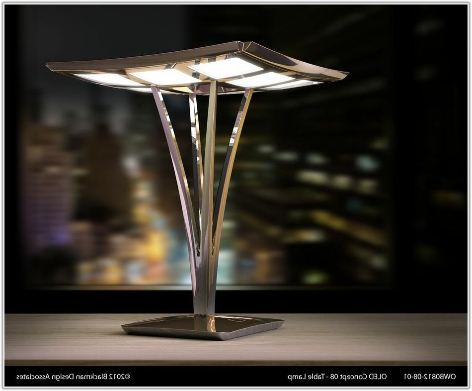 High End Designer Table Lamps