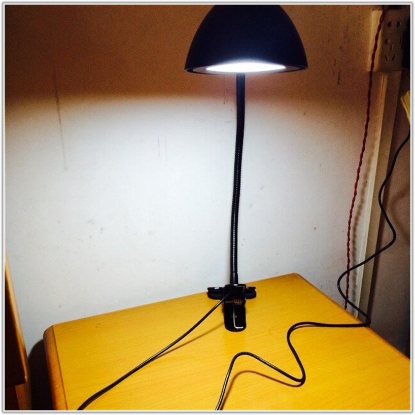 Industrial Style Bedside Table Lamps