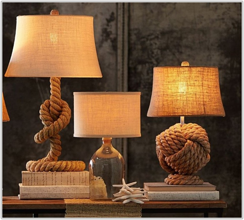 Industrial Style Table Lamps Australia