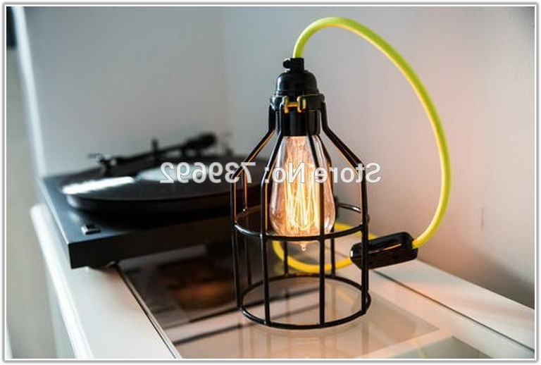 Industrial Table Lamps For Home