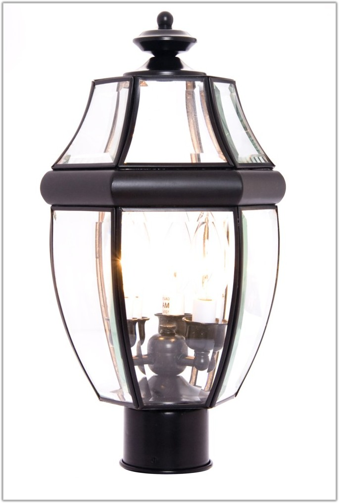 Innova 3 Light Outdoor Post Lantern