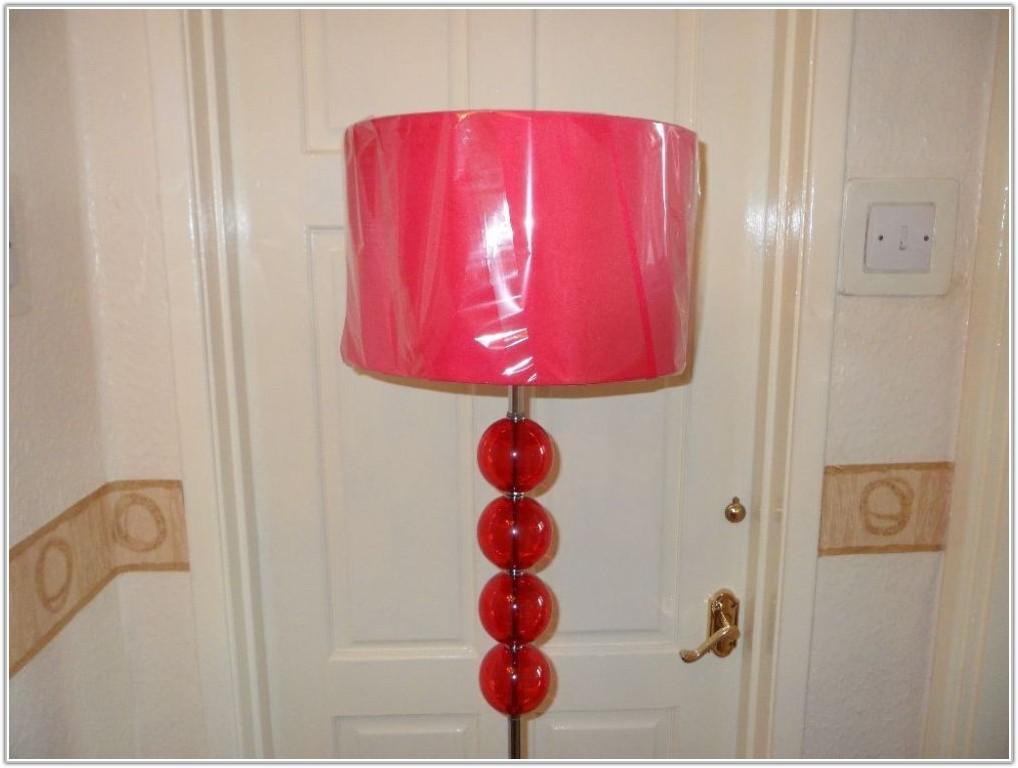 Inspire Glass Ball Floor Lamp