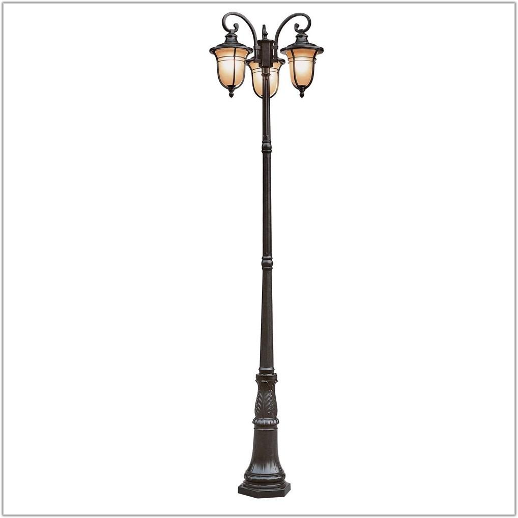 Lamp Post Light For Garden
