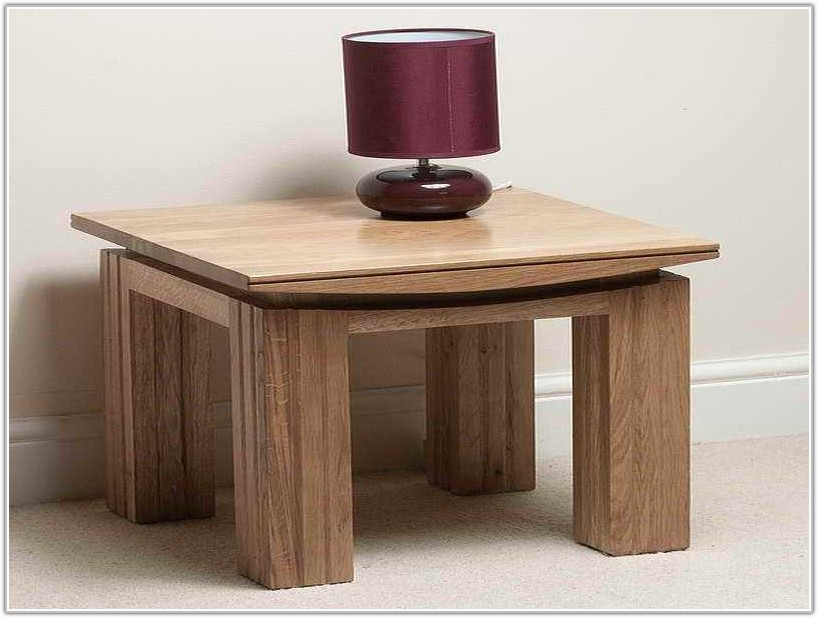 Lamp Tables For Living Room Wooden