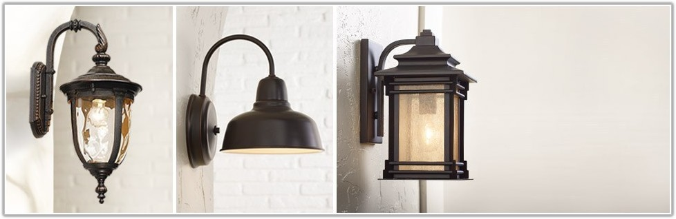Lamps Plus Outdoor Wall Lights