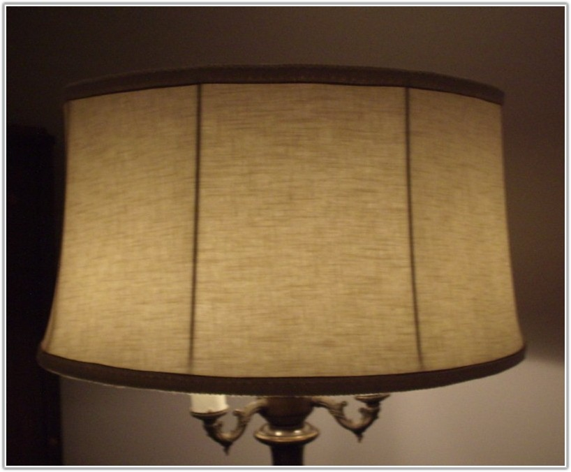 Large Drum Table Lamp Shades
