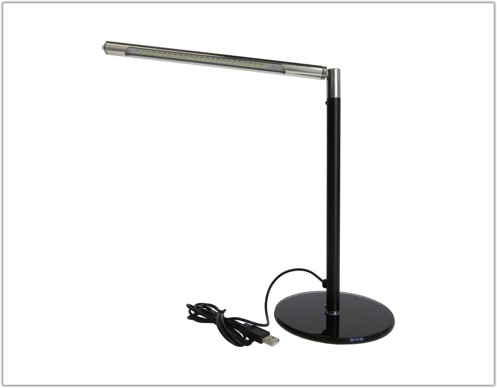Led Desk Lamp With Usb Port