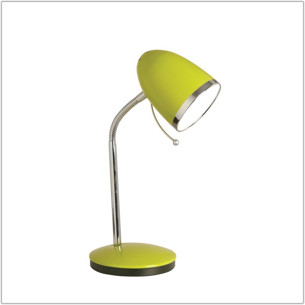 Lime Green Bedside Table Lamp