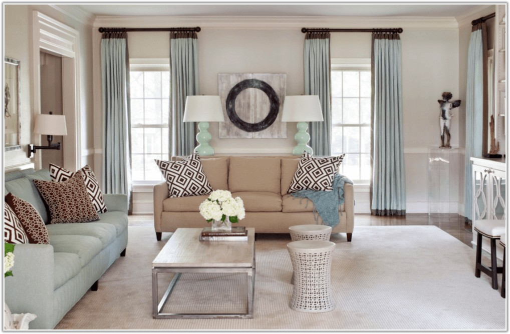 Living Room Ideas Light Blue