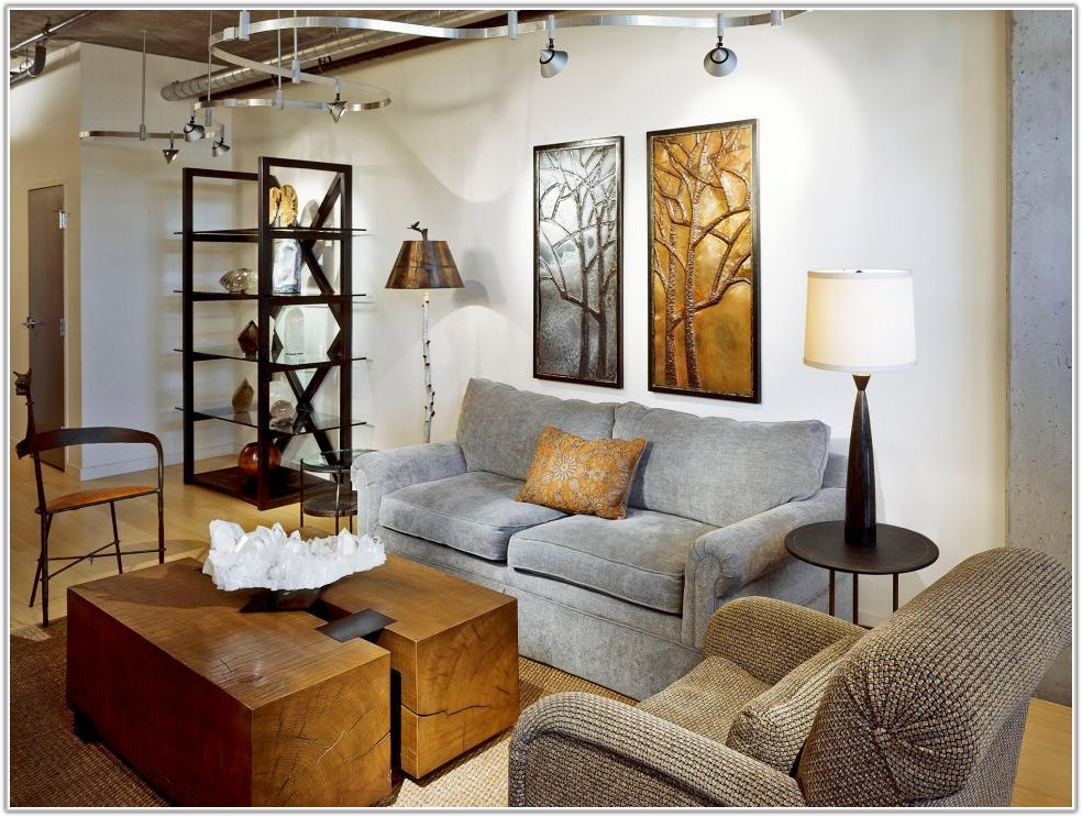 Living Room Table Lamps Ideas