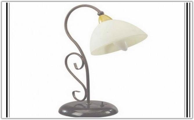 Make A Table Lamp Cordless