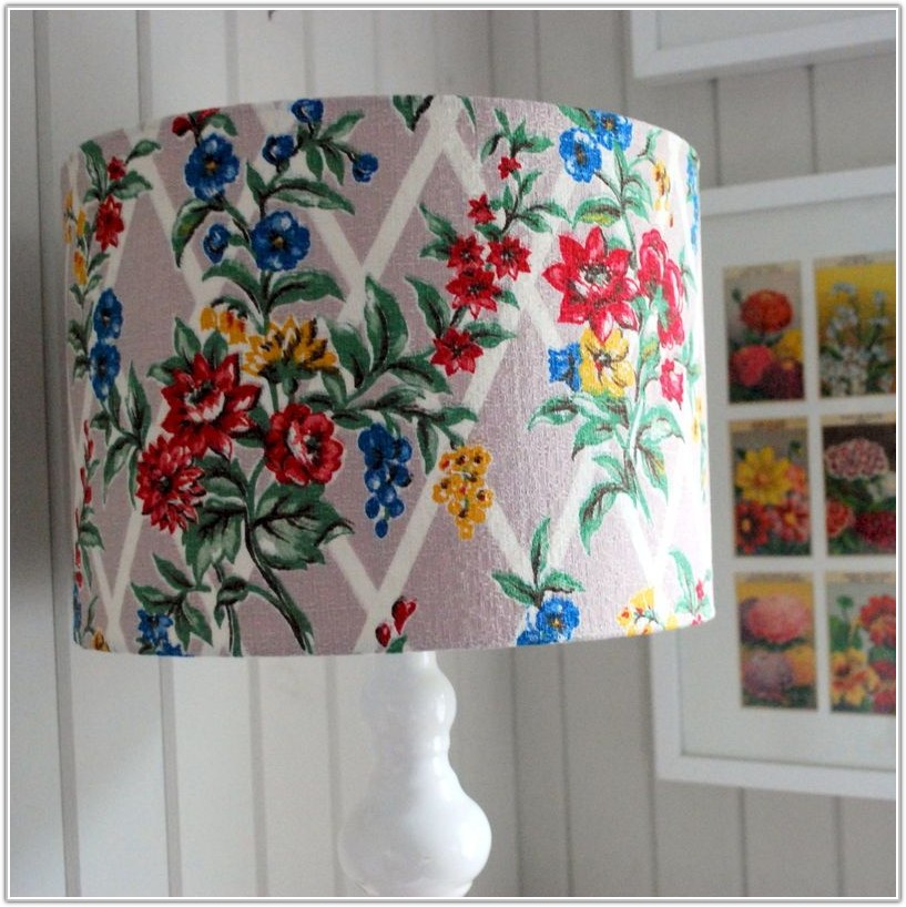 Make Your Own Lampshade From Scratch