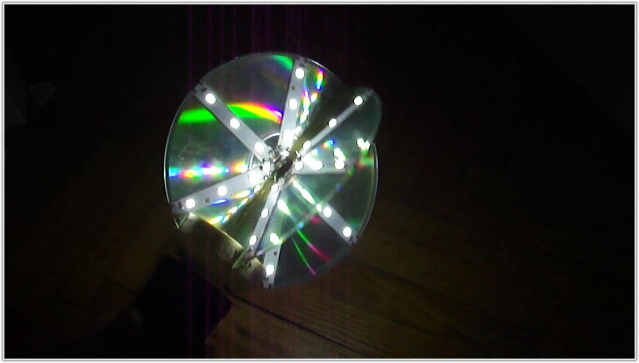 Make Your Own Led Lamp