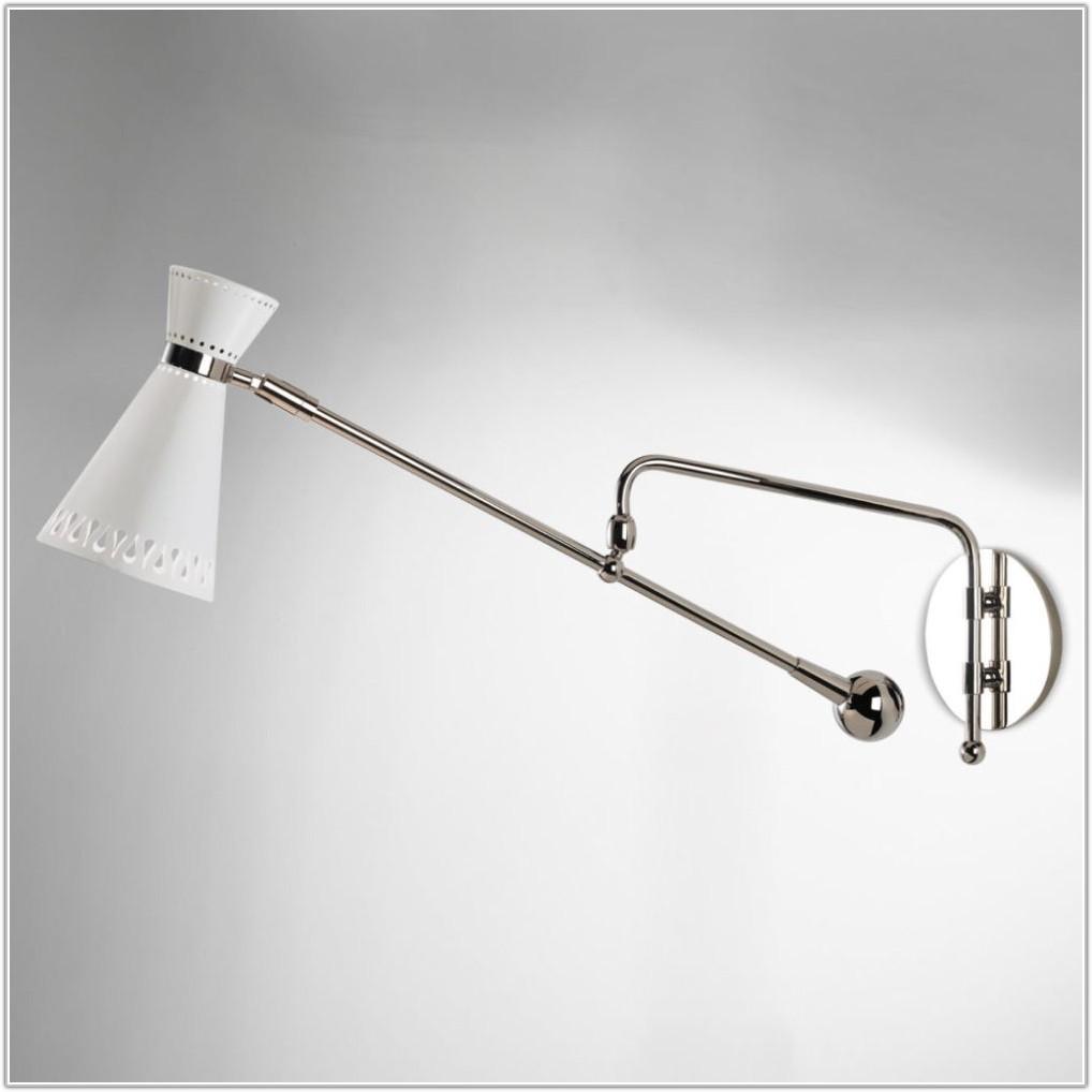 Modern Wall Swing Arm Lamps