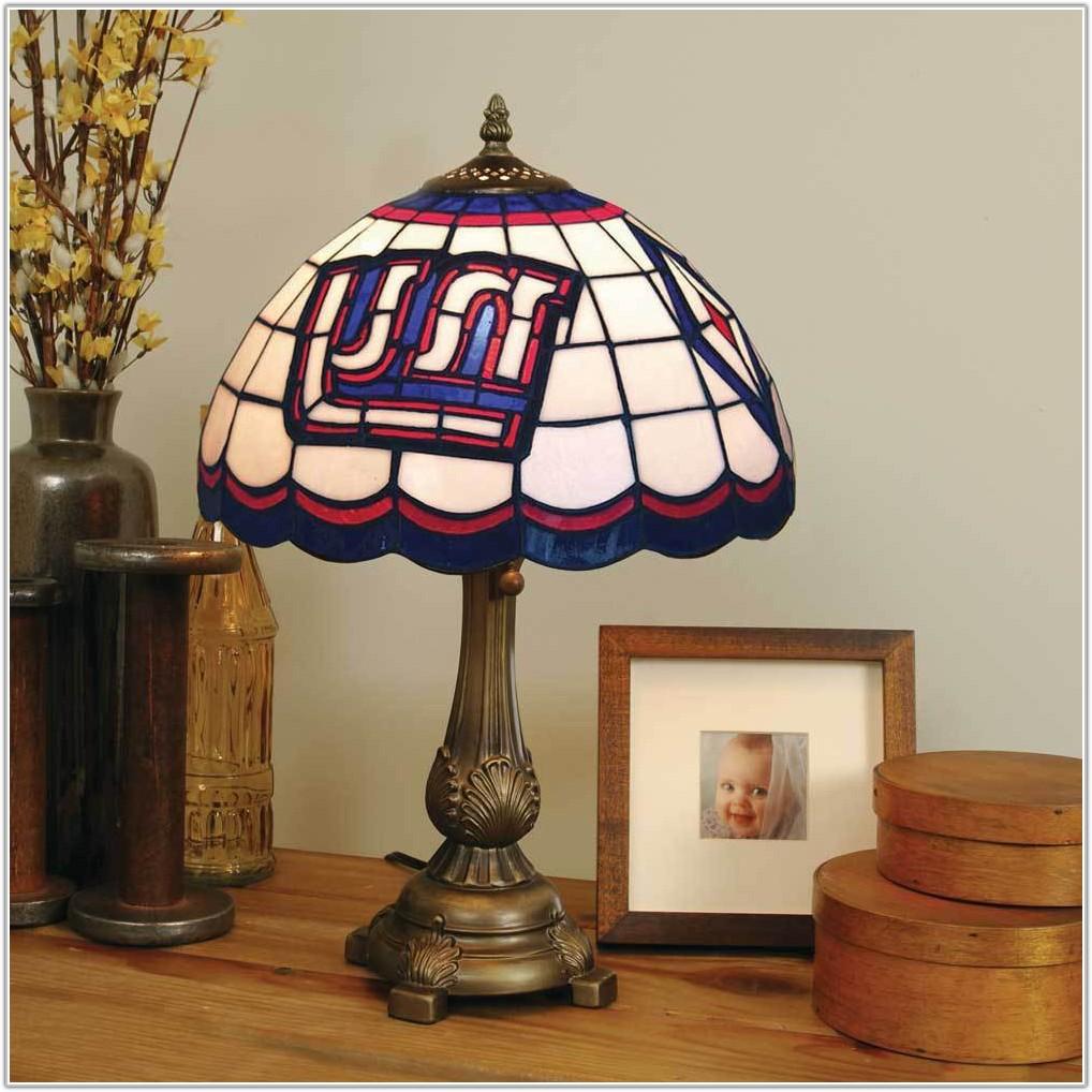 New York Giants Table Lamp