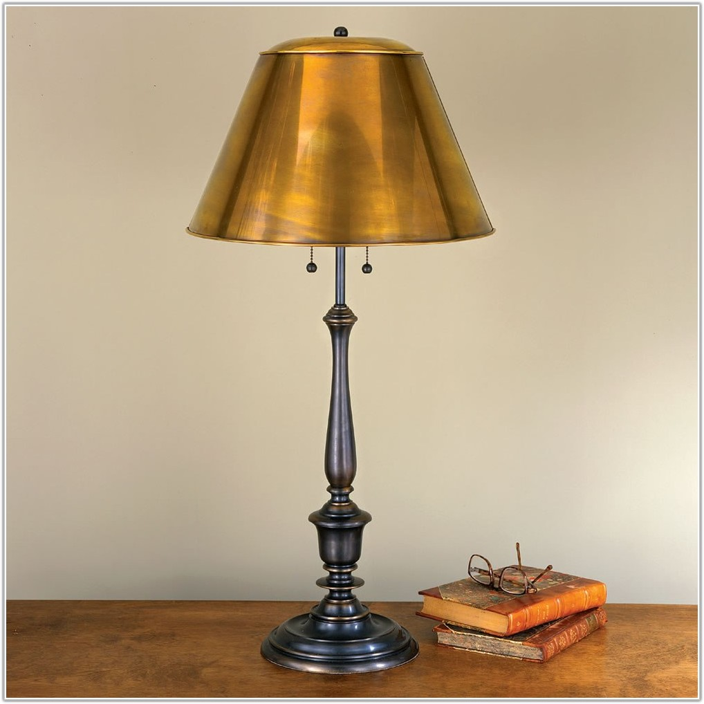 New York Library Reading Lamp