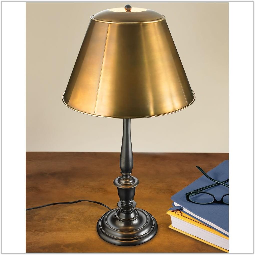 New York Public Library Lamp