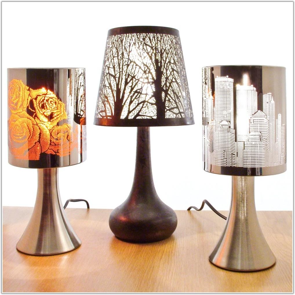 New York Skyline Table Lamp