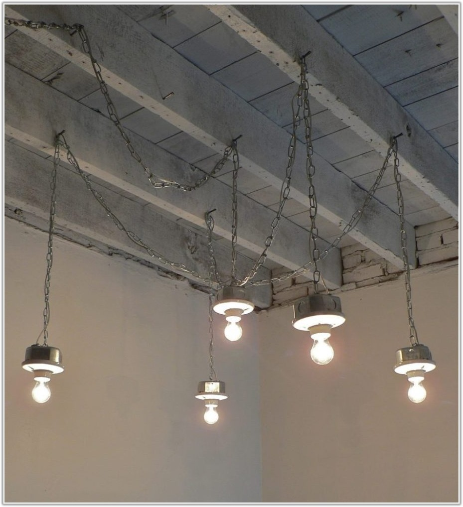 Outdoor Hanging Lamps Plug In