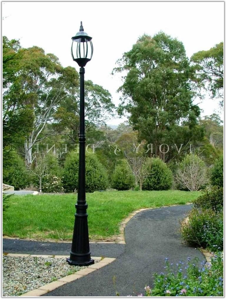 Outdoor Lamp Post Lighting Solar