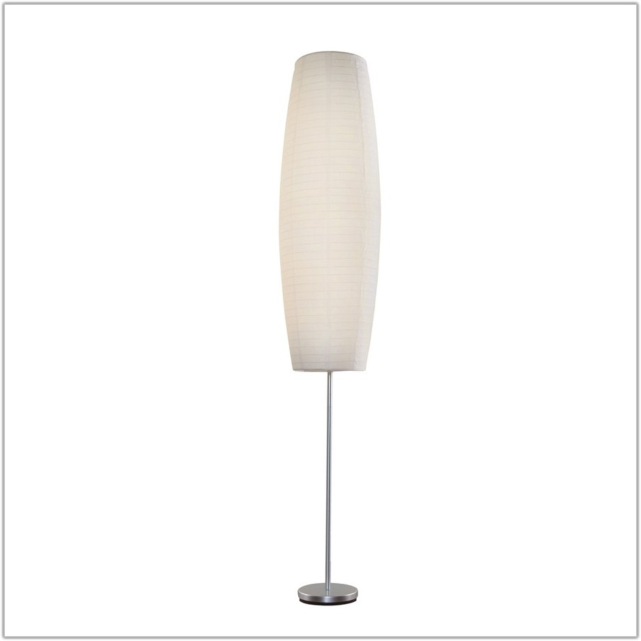 Rice Paper Floor Lamp Shade Replacement