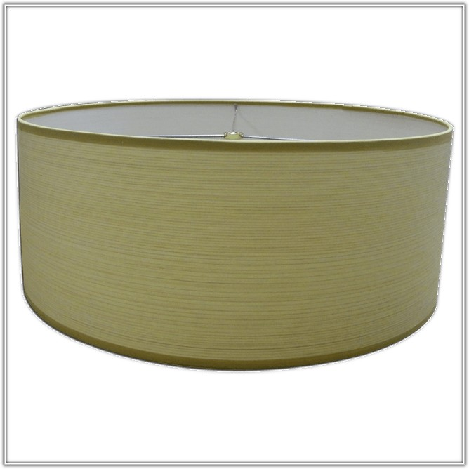 Round Clear Glass Lamp Shades