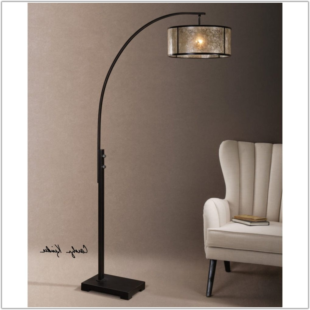 Sadie Floor Lamp With Tray Table
