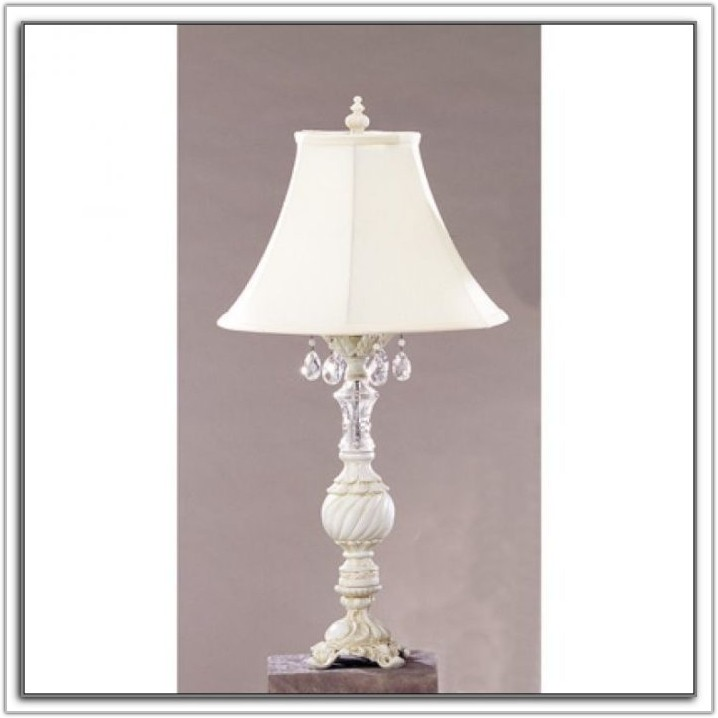 Shabby Chic Table Lamp Shades