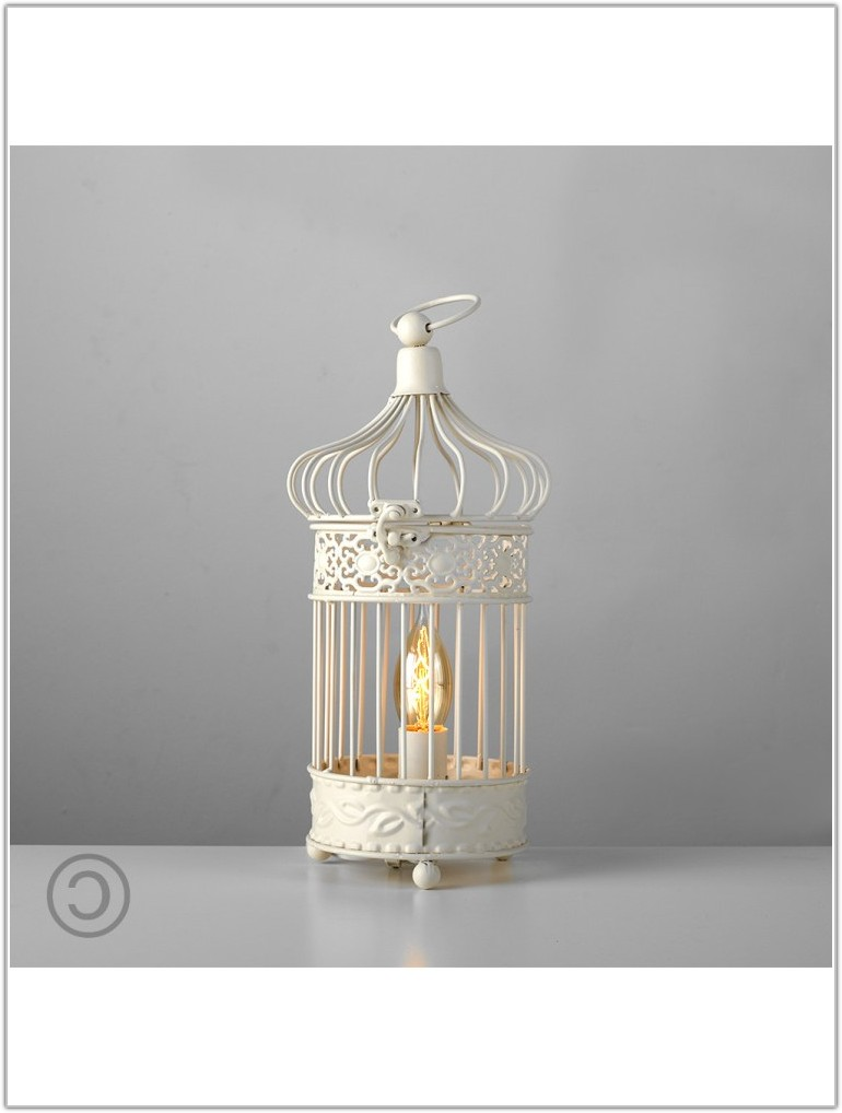 Shabby Chic Table Lamp Uk