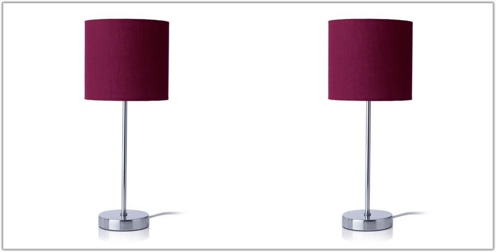 Silver Base Table Lamps Uk