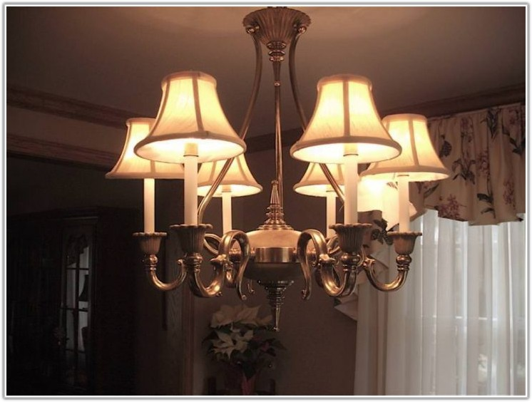 Small Drum Lamp Shades For Chandeliers